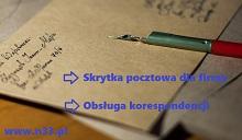 obsługa poczty firmy Wrocław, odbiór