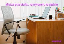 biurko na wynajem na godziny Wrocław