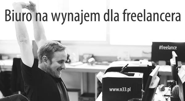 biuro dla freelancerów